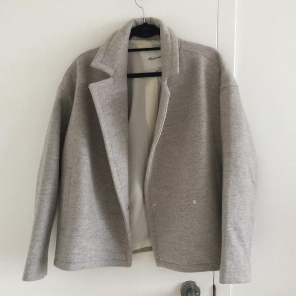 Madewell Jackets & Blazers - Madewell Wool Coat